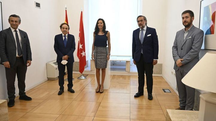 Madrid se une a 'Por Madrid 2020', el proyecto de ayudas de la Fundación Montemadrid, UAX y Cámara de Comercio
