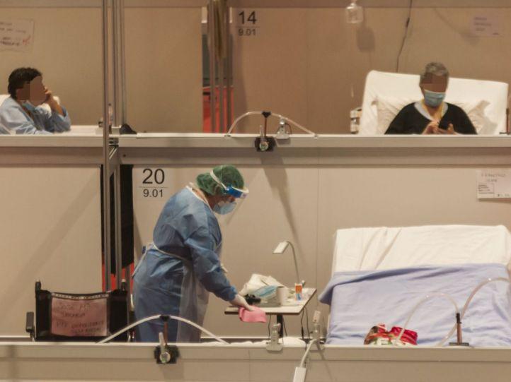Madrid registra dos fallecidos y los contagios suben a 18 casos