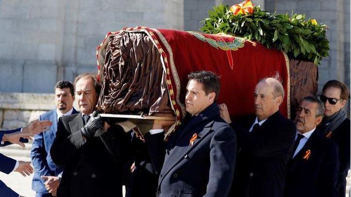 Cerrojazo a la exhumación de Franco: El TS rechaza los recursos de la Fundación, el Valle y los Benedictinos