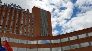 Hospital 12 de Octubre, donde se encuentra uno de los nuevos casos confirmados.