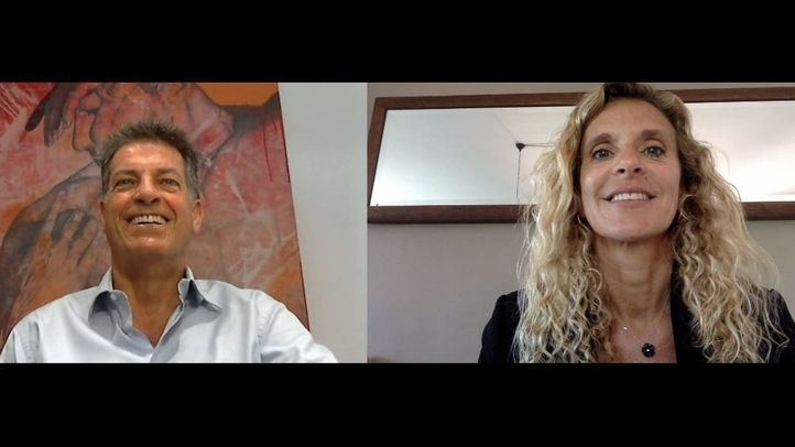 Fabrizio Selva y Eva Vila