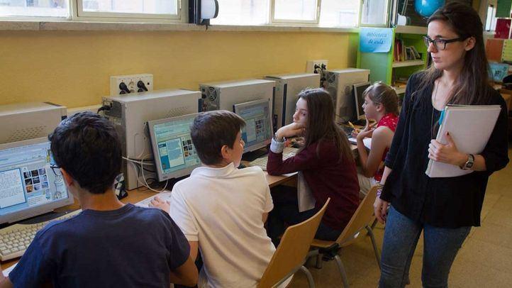 Más de 360.000 alumnos madrileños, 'discriminados' por el veto a la concertada