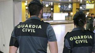 Siete detenidos y ocho registros en una operación por amaños en contratos de la Guardia Civil