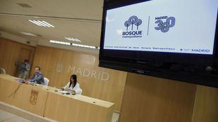 La Alcaldía lanza el concurso de ideas del Bosque Metropolitano