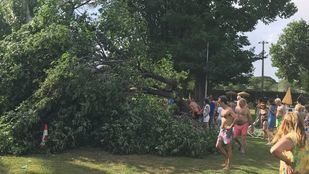 Registradas 253 incidencias derivadas de las tormentas