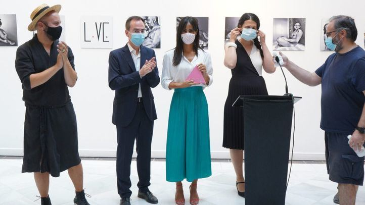 Begoña Villacís recibe el Premio Transexualia 2020