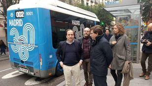 Autobús de la Segunda Línea Cero Emisiones.