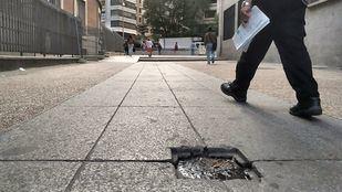 FAMMA aplaude el plan de aceras y de accesibilidad anunciado por Almeida