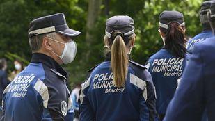 Comienzan las pruebas de acceso para incorporar 600 nuevos policías en Madrid
