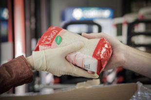 Concentración en Carabanchel para exigir que se atienda la urgencia alimentaria