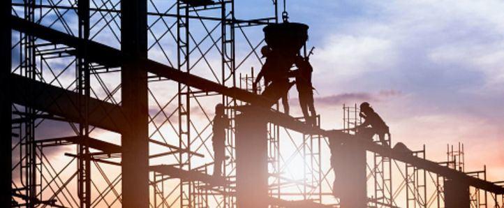 La construcción ha sido de los primeros sectores en volver a la actividad tras el confinamiento