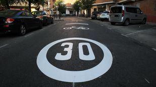 Getafe limitará a 30 km/h la velocidad máxima en toda la ciudad