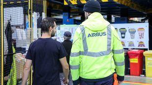Los trabajadores de Airbus se movilizan contra los despidos anunciados