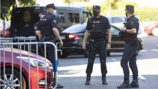 Prisión provisional para el detenido por matar a su mujer en Torrejón