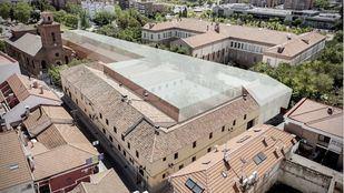 Rechazada la licencia del proyecto para el gimnasio previsto en Hortaleza