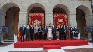 Aguado y Ayuso se comprometen a reforzar el pacto de un Gobierno de