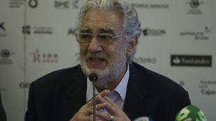 Plácido Domingo en una imagen de archivo