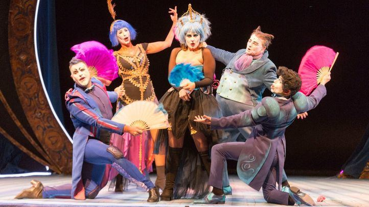 The Opera Locos, tercera temporada