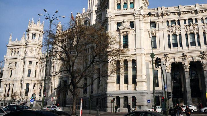 Ayuntamiento Cibeles y Centrocentro