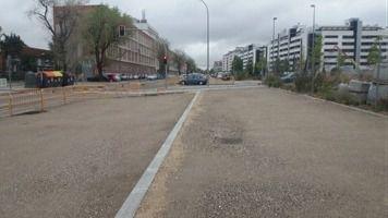 La calle Eduardo Barreiros tendrá más espacio peatonal y carril bici