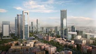 Madrid Nuevo Norte, candidato a los dos sellos urbanísticos de sostenibilidad más reconocidos