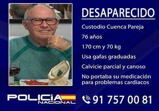 Buscan a un hombre de 76 años desaparecido en el apeadero de El Goloso