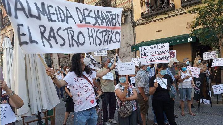 Tercer domingo de protesta en Cascorro