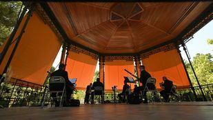 Vuelven los conciertos dominicales al templete de El Retiro