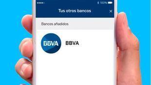BBVA simplifica el traslado de cuentas desde otro banco