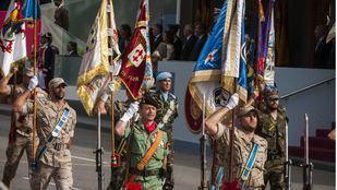 Suprimido el desfile del 12 de octubre en Madrid