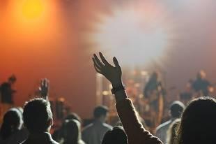 Festivales, acampadas y conciertos para jóvenes