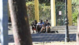 El Ayuntamiento pide a Comunidad trasladar a los menas del centro de Casa de Campo