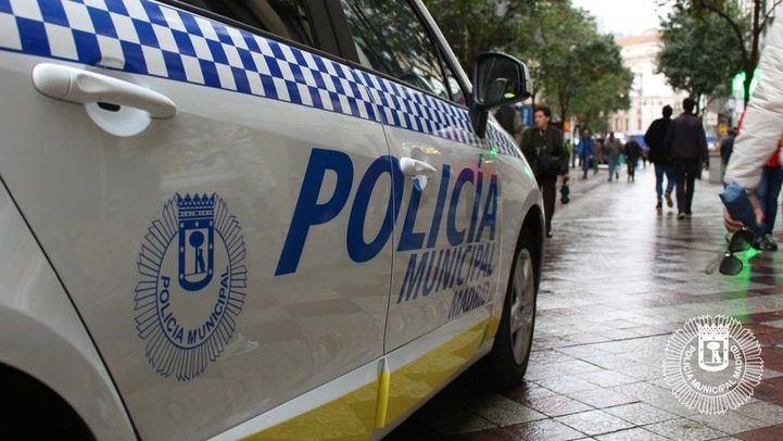 Detenido por agredir a su novia en plena calle Montera