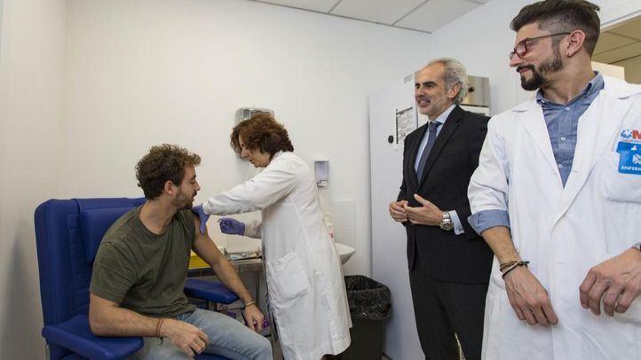Reforzada la vacunación frente al neumococo para grupos de riesgo y mayores de 60