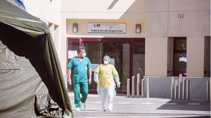 Hospital Gregorio Marañón.