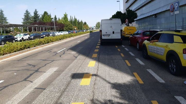 Sin conexión e inseguros: así son los nuevos carriles bici que denuncian los ciclistas