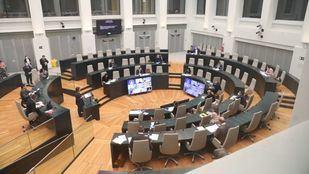 El Pleno de Cibeles en una foto de archivo.