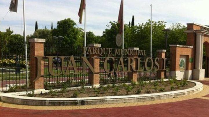 Pinto retirará el nombre de Juan Carlos I de su mayor parque