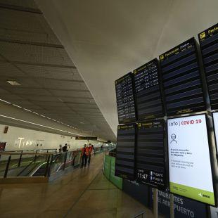 Cancelado un vuelo a México por el positivo de un miembro de la tripulación