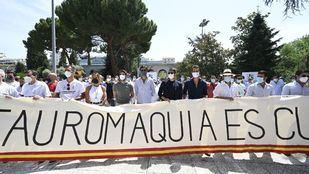 Los toreros protestan al sentirse toreados por el Gobierno
