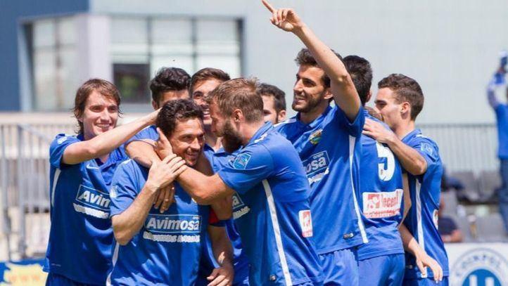 El 'Fuenla' se niega a aceptar la suspensión de su partido de ascenso a Primera