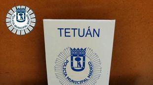 Detenido en Tetuán tras huir de los agentes en bici y con cocaína