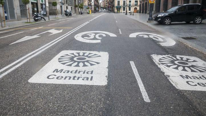 Plataforma en Defensa de Madrid Central recurrirá el fallo