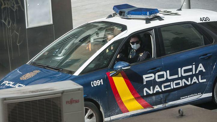 Detenido un ladrón en Alcobendas que embistió a una patrulla en su huida