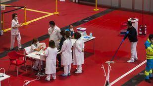 Voluntarios de Madrid Salud, rastreadores de rebrotes del coronavirus