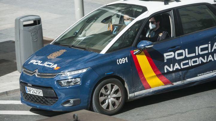 Patrulla de la Policía Nacional en una imagen de archivo