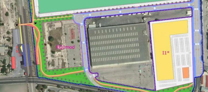 El Ayuntamiento aprueba el plan urbanístico de un nuevo parque logístico que creará unos 500 empleos
