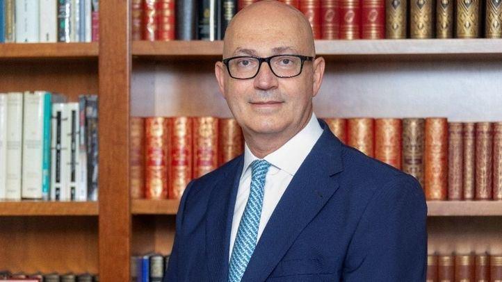 Jesús Nuño de la Rosa, expresidente de El Corte Inglés, nuevo presidente del Consejo Social de la UCM