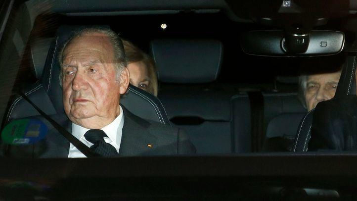 Podemos Leganés pedirá retirar la Medalla de la Ciudad al Rey Juan Carlos