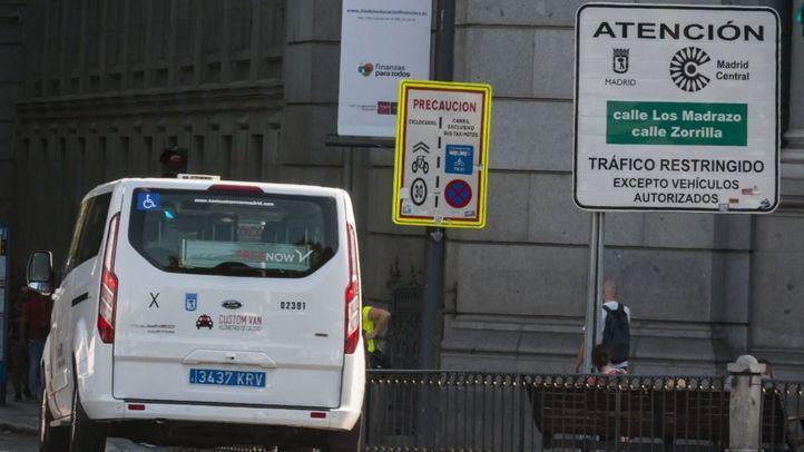 El Ayuntamiento decide no recurrir la anulación de Madrid Central